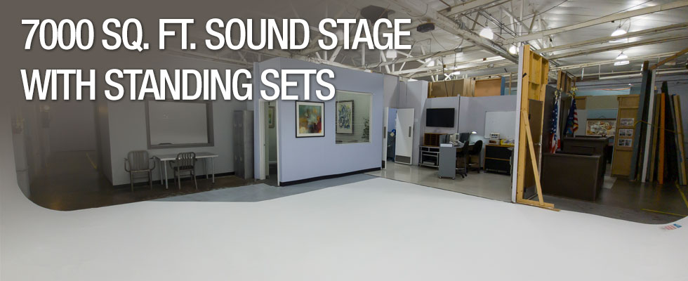 Sound Stage & Standing Sets